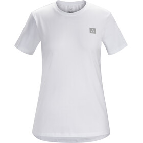 Arc'teryx A Squared SS T-Shirt Women White